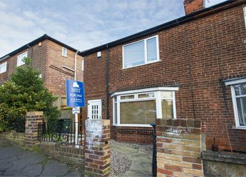 Thumbnail 2 bed semi-detached house for sale in Perlethorpe Avenue, Gedling, Nottingham