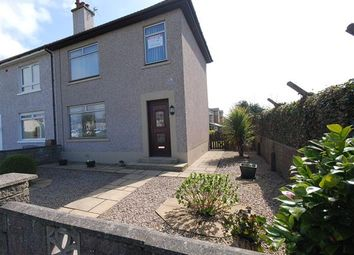 Thumbnail 2 bed semi-detached house for sale in Linn Road, Ardrossan