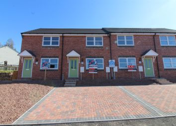 Thumbnail 2 bed terraced house for sale in Edmunds Way, Cinderford