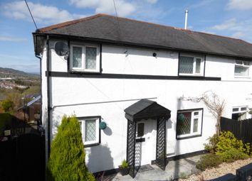 Thumbnail 2 bed semi-detached house for sale in Bryngwyn, Caerphilly