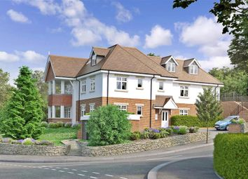Thumbnail 2 bed flat for sale in Woodcote Valley Road, Purley, Surrey