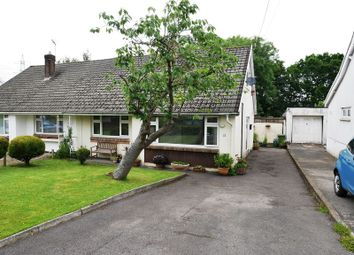 Thumbnail 3 bedroom semi-detached bungalow for sale in Heol Dowlais, Efail Isaf, Pontypridd