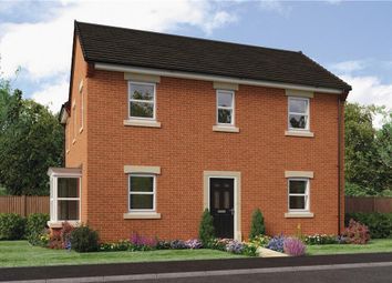 "Thumbnail 4 bed detached house for sale in ""Repton"" at King Street, Drighlington, Bradford"