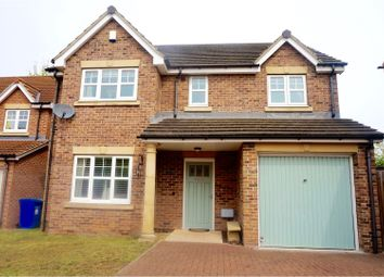 Thumbnail 4 bed detached house for sale in Woodfield Gardens, Worksop