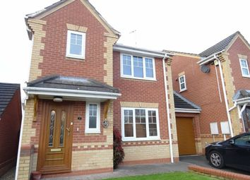 Thumbnail 3 bed link-detached house for sale in Hunters Row, Portland Street, Cosby, Leicester