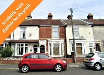 Thumbnail 1 bed flat to rent in Kings Road, Gosport, Hampshire