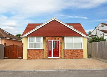 Thumbnail 4 bed detached bungalow for sale in Wises Lane, Sittingbourne, Kent