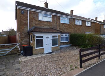 Thumbnail 3 bed semi-detached house for sale in Graham Road, Dunstable