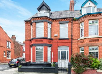 Thumbnail 4 bed terraced house for sale in Woodlands Road, Aigburth, Liverpool