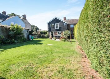 Thumbnail 4 bed semi-detached house for sale in Church Road, Frating, Colchester