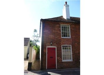 Thumbnail 2 bed end terrace house to rent in 3 Whitechimney Row, Westbourne, Emsworth