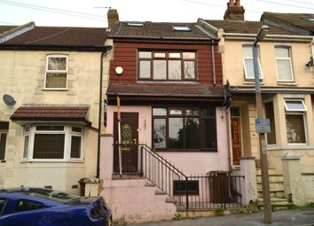 Thumbnail 4 bed terraced house for sale in Imperial Road, Gillingham