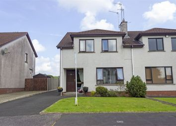 Thumbnail 3 bed semi-detached house for sale in Mansefield Heights, Portglenone, Ballymena, County Antrim