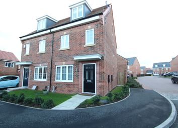 Thumbnail 3 bed semi-detached house to rent in Colwick Way, Sheffield