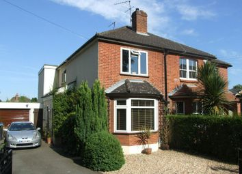 Thumbnail 3 bed semi-detached house to rent in Westfield Road, Woking