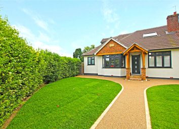 Thumbnail 4 bed semi-detached bungalow for sale in New Haw, Surrey