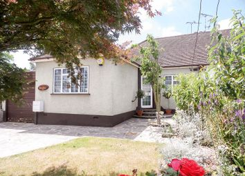 Thumbnail 3 bed semi-detached bungalow for sale in Church Road, Rayleigh