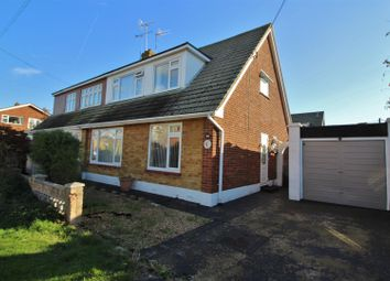 Thumbnail 3 bed property for sale in Strasbourg Road, Canvey Island