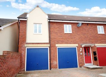Thumbnail 1 bed flat for sale in Wayte Street, Nightingale Rise, Moredon, Swindon