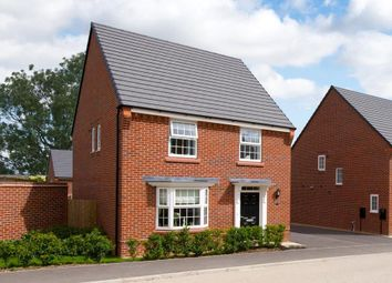 "Thumbnail 4 bedroom detached house for sale in ""Irving"" at Snowley Park, Whittlesey, Peterborough"