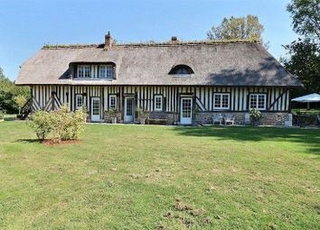 Thumbnail 6 bed property for sale in Normandy, Calvados, Pont L'eveque