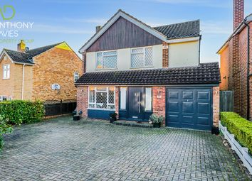 5 bed detached house for sale in High Wood Road, Hoddesdon EN11