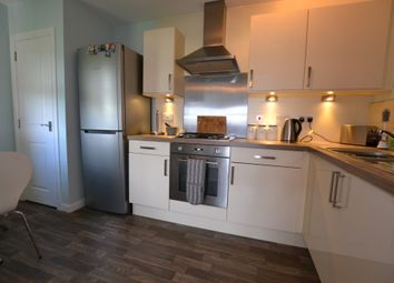 Thumbnail 2 bed flat for sale in James Weir Grove, Uddingston