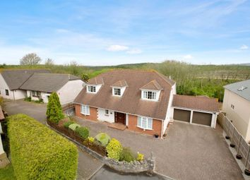 Thumbnail 4 bed detached house for sale in Ashtree Grove, Plymouth, Devon