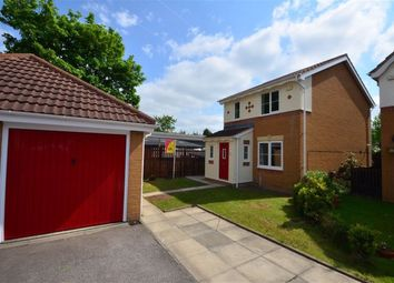 Thumbnail 3 bed detached house to rent in Orchid Crest, Upton, Pontefract
