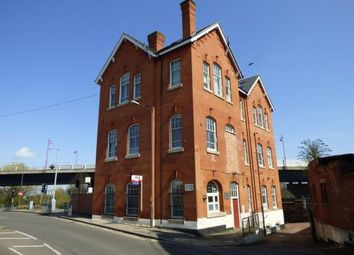 Thumbnail 2 bedroom flat for sale in Amber House, Railway Terrace, Derby, Derbyshire