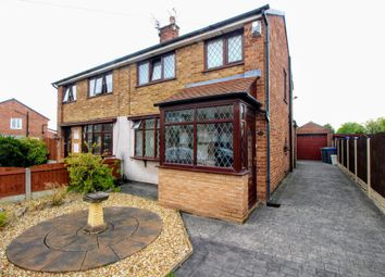 Thumbnail 3 bedroom semi-detached house for sale in Holbeck Avenue, Blackpool