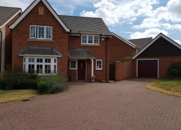 Thumbnail 4 bed detached house to rent in Patchett Drive, Hadley, Telford