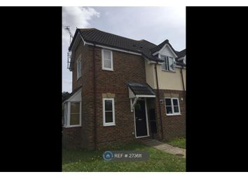 Thumbnail 1 bedroom end terrace house to rent in Samian Place, Bracknell