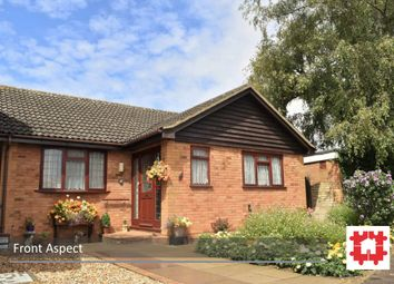 Thumbnail 2 bedroom detached bungalow for sale in Hallworth Drive, Stotfold, Herts