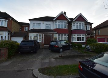Thumbnail 4 bed semi-detached house to rent in Park Drive, Winchmore Hill
