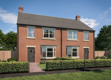 Thumbnail 4 bedroom semi-detached house for sale in Throckley, Newcastle Upon Tyne