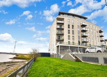 Thumbnail 3 bed flat for sale in Oarsman House, Wainwright Avenue, Greenhithe, Kent
