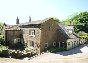 Thumbnail 3 bed cottage for sale in Wickenhall Farm, Newhey, Rochdale