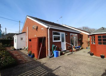 Thumbnail 2 bed bungalow for sale in Southcliffe Drive, Primrose Valley, Filey