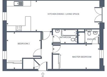 Plot 19 - The Works, Gilbert Street, Glasgow G3
