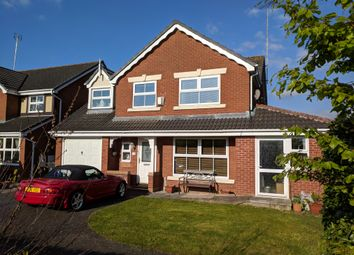 Thumbnail 6 bed detached house for sale in Cornforth Way, Widnes