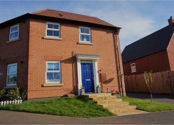 Thumbnail 2 bed terraced house for sale in Ivy House Close, Sapcote
