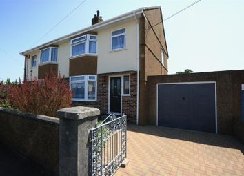 3 bed semi-detached house for sale in Thornyville Villas, Plymstock, Plymouth PL9