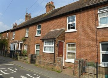 Thumbnail 2 bed terraced house to rent in Church Road, Hildenborough, Tonbridge
