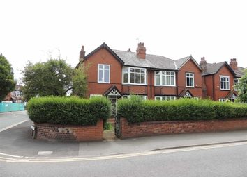 Thumbnail 3 bedroom semi-detached house for sale in Mile End Lane, Mile End, Stockport
