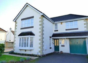 Thumbnail 4 bed detached house for sale in Woodsage Way, Calne