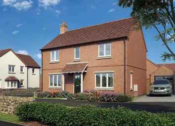 Thumbnail 4 bed property for sale in Worthington Lane, Newbold Coleorton, Coalville