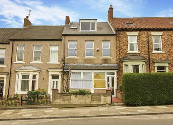Thumbnail 3 bed flat to rent in Belle Vue Terrace, North Shields, Tyne And Wear
