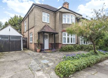 Thumbnail 3 bed semi-detached house for sale in Courtfield Crescent, Harrow, Middlesex