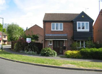Thumbnail 4 bed detached house for sale in York Close, Southwater, West Sussex